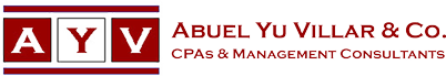 AYV - Abuel Yu Villar & Co. CPAs and Management Consultants